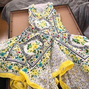 Other - Beautiful girls dress by Derby Kids sz 7 BNWOT